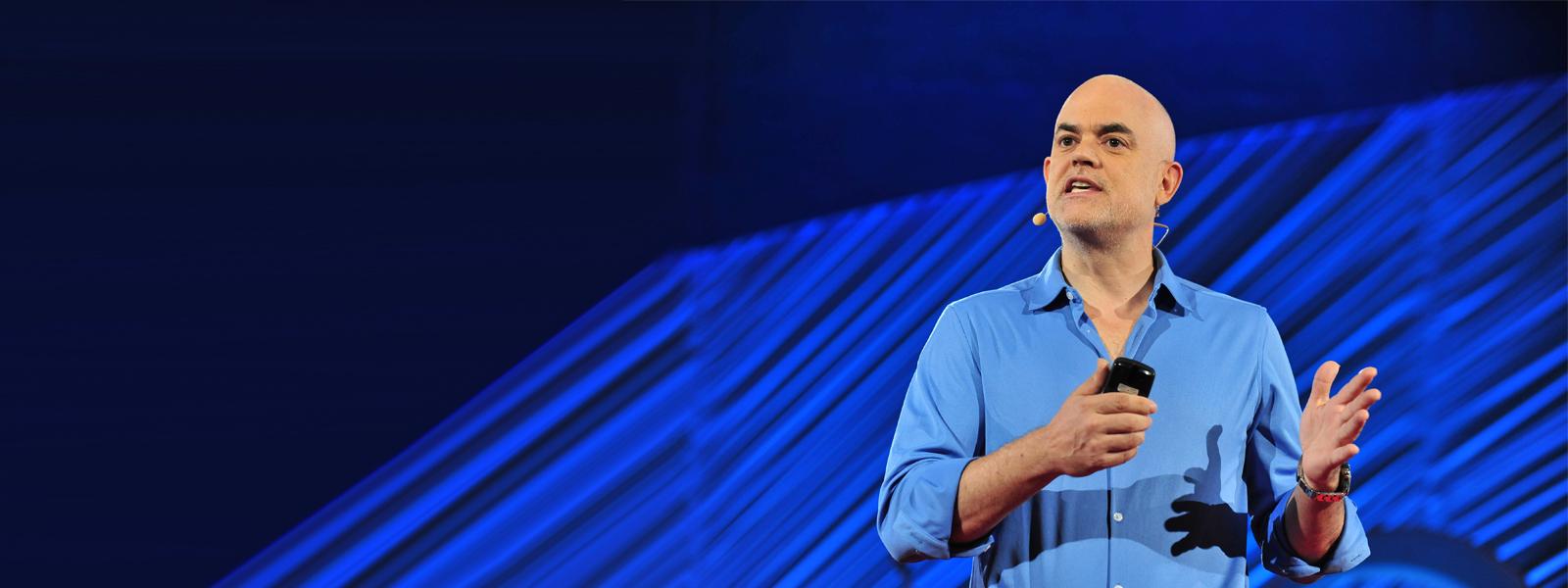 TEDMED - Talk Details - Expanding the genetic alphabet